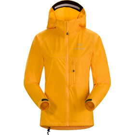 Arc'teryx Squamish Capuchon Jas Dames, dawn